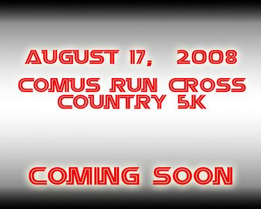 Comus Run Cross Country 2008