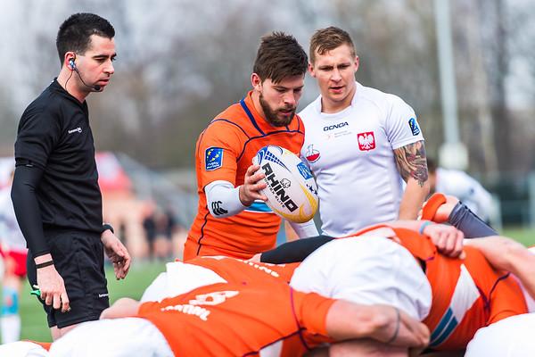 Netherlands vs Poland - 3 March 2018