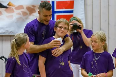 September 2014: Richard bekommt seinen Capoeira Namen