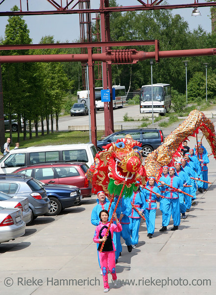 Dragon Dance - Chinese New Year