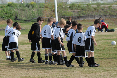 Spring 2007 Game vs Land Sharks