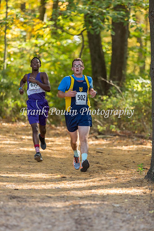 CSC Cross Country Championship 10/17/2016
