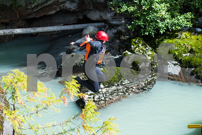 Cliff Jump and Portraits
