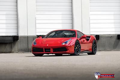 2018 Ferrari 488 ADV.1 ADV510 CS Track Spec