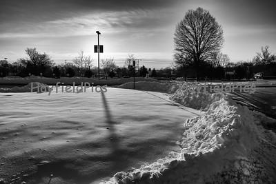 Morning Snow 2/18/15