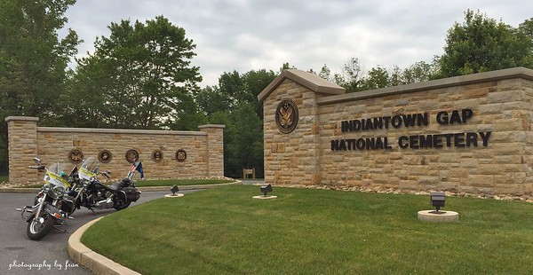 FT INDIANTOWN GAP NATIONAL CEMETERY PA 09012015