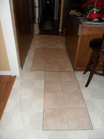 2010 Kitchen Floor