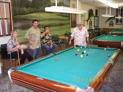2007 - March (Young Buck's Pool Night)