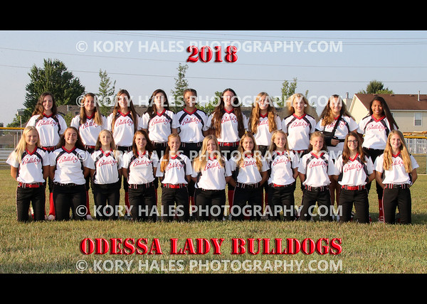 2018 OHS Softball