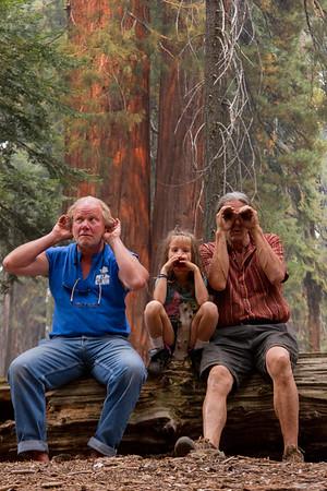 Sierras Road Trip with Tim