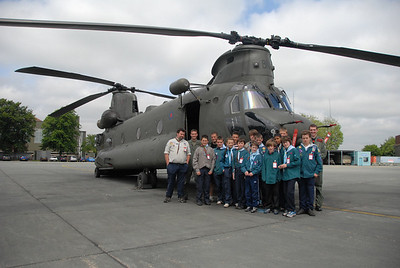 RAF Odiham Visit