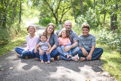 Kelly Family Fall 2018