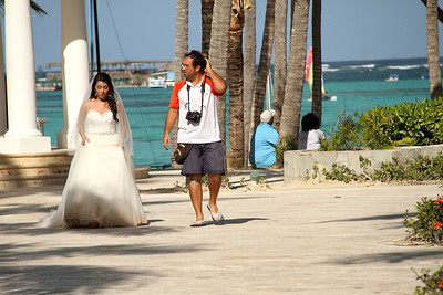Weddings, Punta Cana, Dominican Republic (Feb. 22 - Mar. 2 2014)