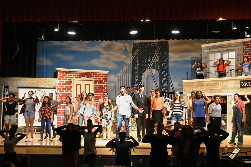 OMHS Theater