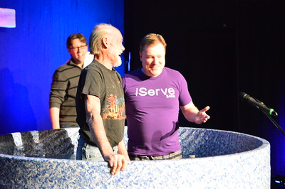 Baptisms January 2017
