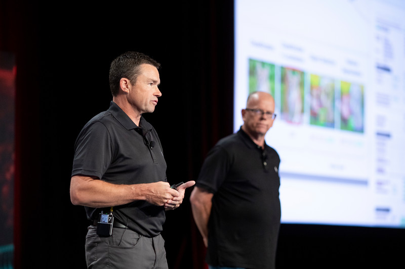 #VBTransform @VentureBeat  AI FoundrySteve Butler, Founder and President, and Jeff Goodrich, Pre-sales Solutions Architect