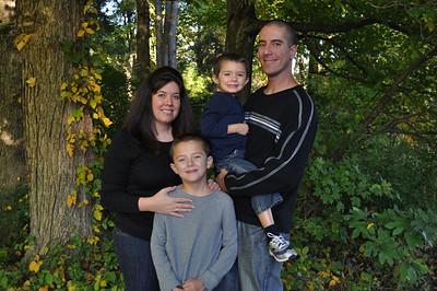 Clark Family 2013
