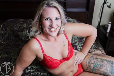 Kristin Boudoir