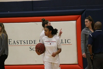 Girls Basketball 2018 vs Cleveland