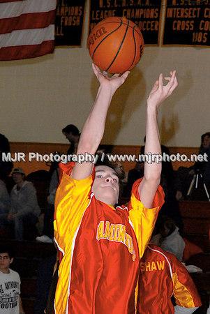 Chaminade vs St. Anthony's Boys Varsity Basketball 1-16-07