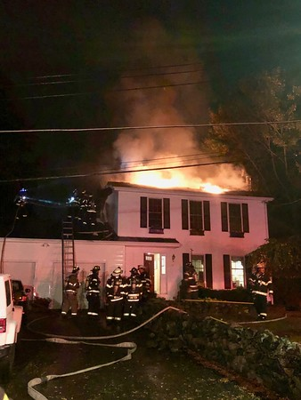 Structure Fire, City of Peekskill, Oakridge Pkwy