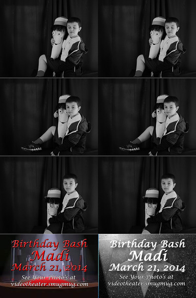 2014March21 Madi's 13 Birthday