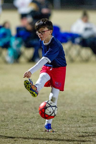 21 SGS vs WCA Soccer (5th / 6th grade)