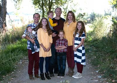2016 Bartholomew Family - Proofs