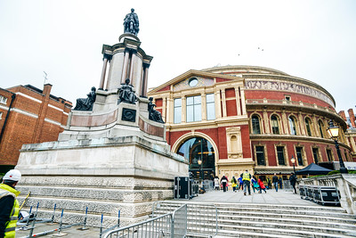 Royal Albert Hall 2015-10-24