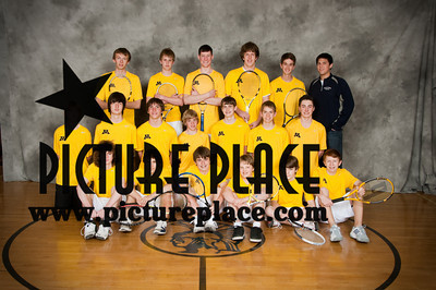 MHS Boys Tennis 2010-2011