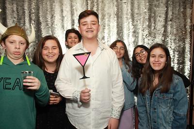 1-12-2020 Liam Baskin Bar Mitzvah