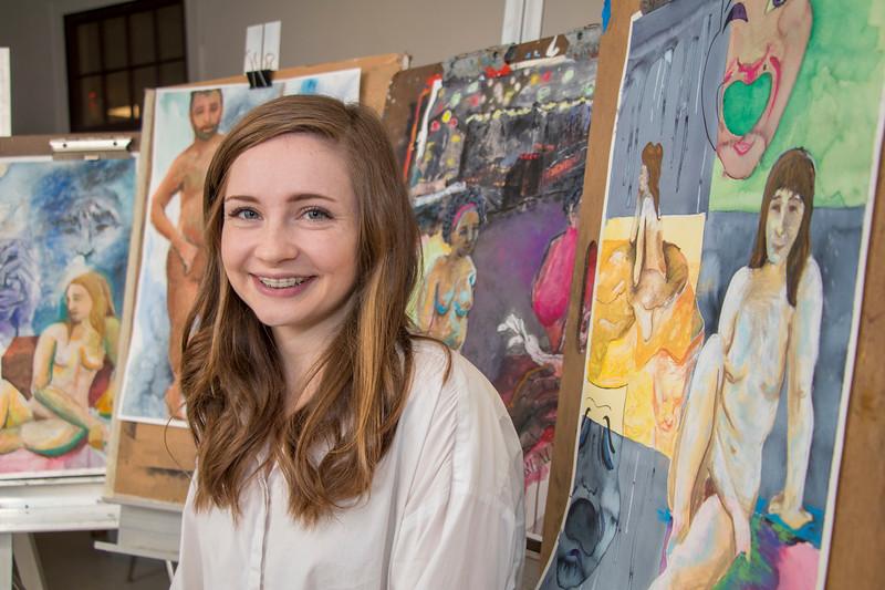 Ruthie Lievsay - Summer Scholar 2017