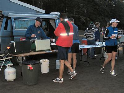 2004 Stewart Mountain XC - Post-race Food
