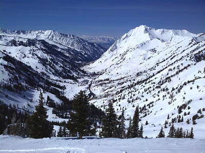 Wasatch Front Ski Tours