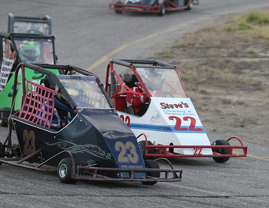 racing June 25