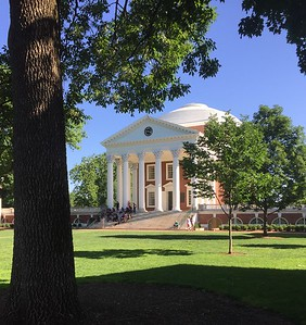 UVA's Rotunda