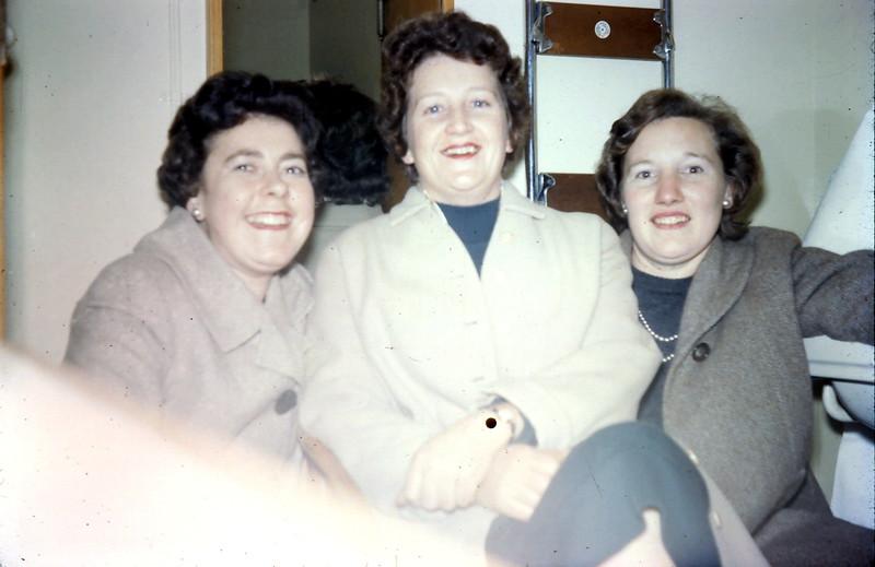 1960-2-11 (2) Mary A, Mavis & Mary L in my cabin on the Himalaya.JPG