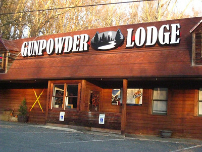 Gunpowder 50K (November, 2010)