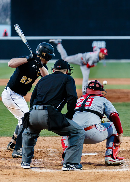 Purdue Baseball vs Indiana 2018-4-25