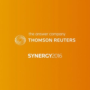 Thomson Reuters | Synergy 2016