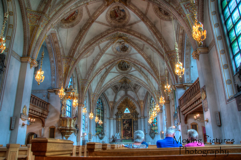 Stockholm - St. Clara Church