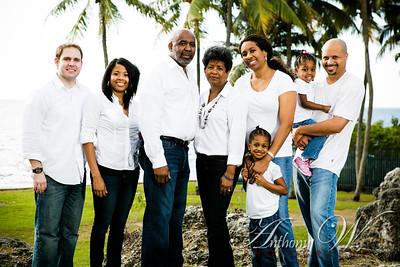 Gibbs, Taylor Family Portraits