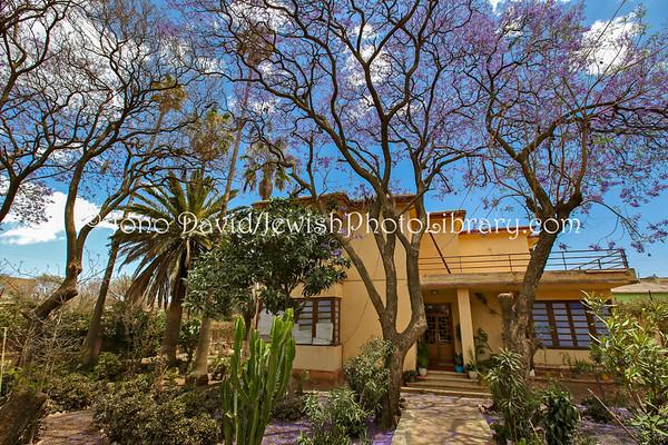 ERITREA, Asmara. Sami Cohen residence (3.2015)