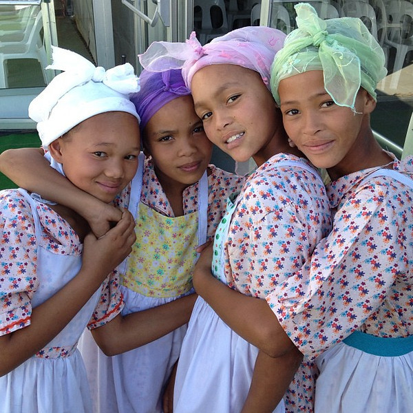 Sweet, beautiful Nama kids. They are the future. Northern Cape #SouthAfrica