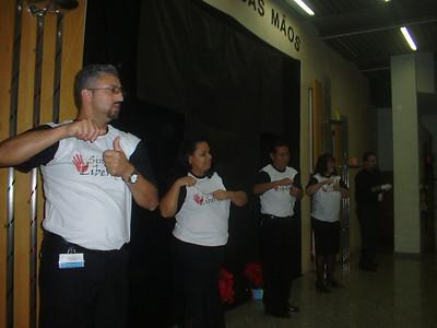 Brazilian Deaf Ministry
