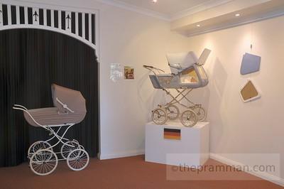 Mont De Lancey -  Aussie classic pram display