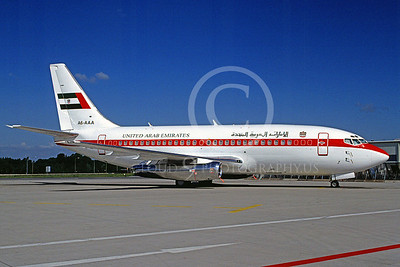 United Arba Emirates Airline Boeing 737 Airliner Pictures