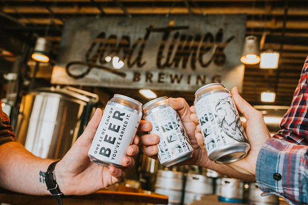 Good Times Brewery | Irish Beer Dinner | Staff Headshots