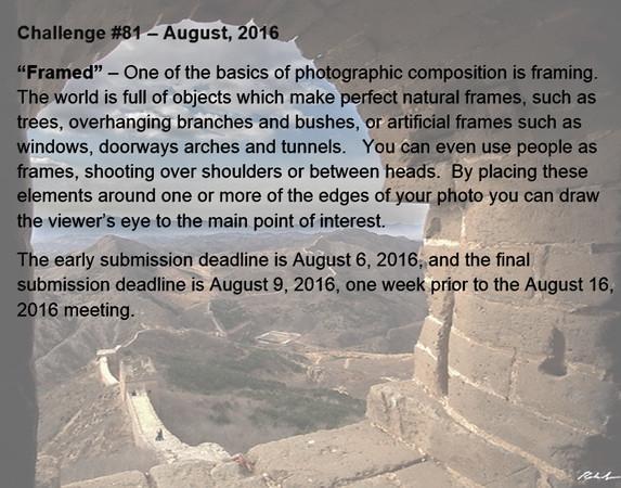 Challenges - Open