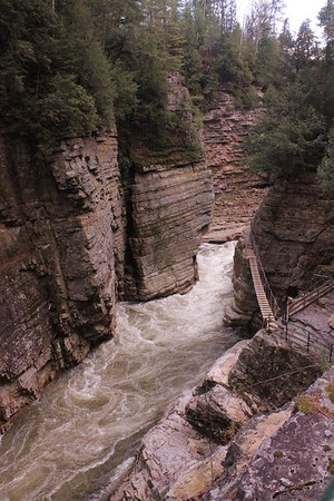 Ausable Chasm - Keeseville NY